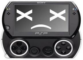 PSP Go met 10 gratis spellen? Niemand?
