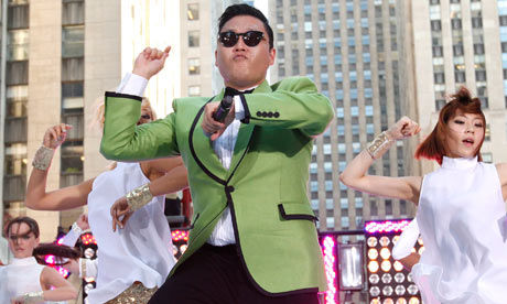 PSY Gangnam Style is met 805 miljoen views best bekeken YouTube-video ooit