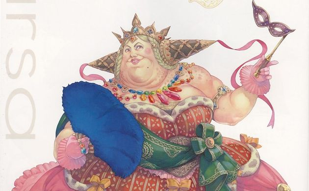 Queen-Larsa-Mushihime-sama-Futari