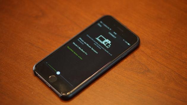 raumfeld-iphone