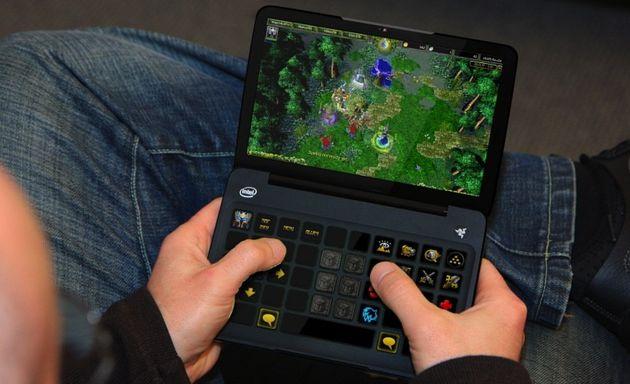 Razer's Switchblade is een MMO-tablet voor de echte gamer
