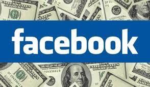 Reclame-inkomsten Facebook nemen langzaam af