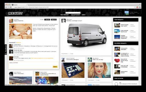 Reequest screenshot2