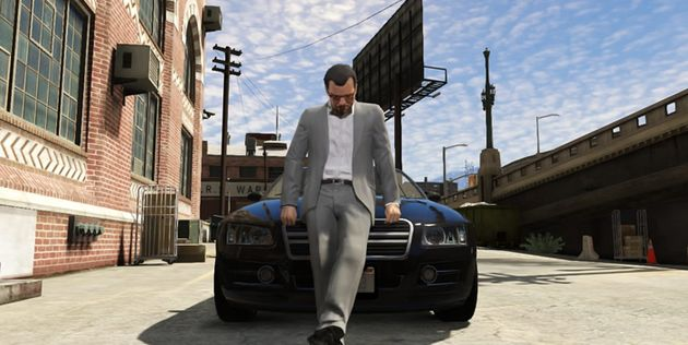 Rockstar Games weet wel hoe ze GTA V moet marketen