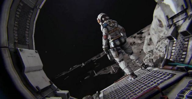 Routine: space survival horror met de Oculus Rift