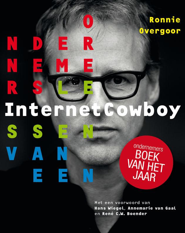 #RTfun: Maak kans op 1 van de 10 boeken 'Ondernemerslessen van een InternetCowboy'