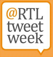 RTL Tweetweek, twitterende RTL sterren behind the scenes