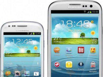 Samsung komt met 'Mini' uitvoering van Galaxy S3, is dit de iPhone 5 Killer?