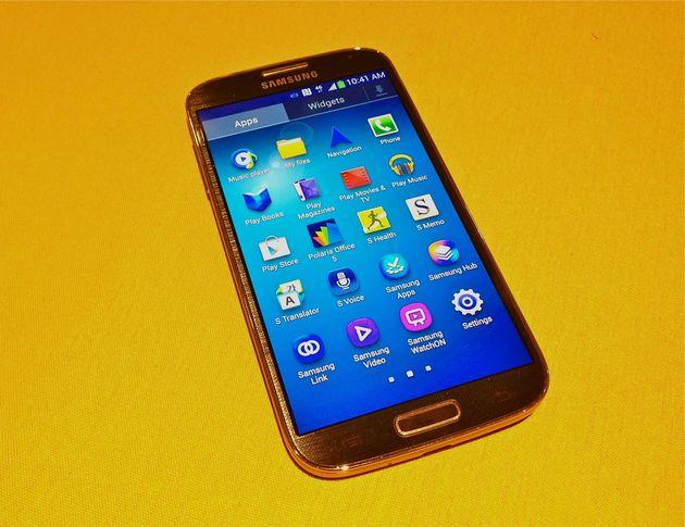 Samsung komt met nog snellere Galaxy S4
