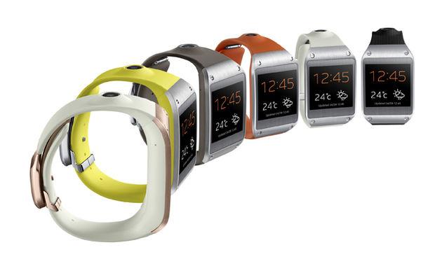 Samsung koppelt steeds meer toestellen aan Galaxy Gear