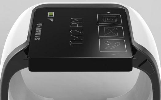 Samsung wil Apple aftroeven met eigen horloge