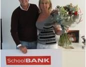 Schoolbank naar 4 miljoen leden