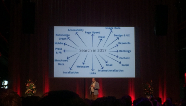 Dit was Friends of Search 2017