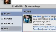 Seesmic desktop voor Twitter en Facebook