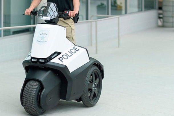 Segway lanceert nieuw model voor politie en toezichthouders