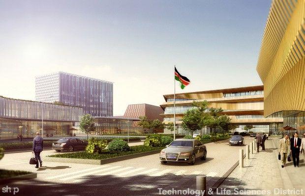 Silicon Savanne; ICT in Afrika