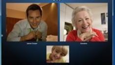 Skype videoconferenties voor max. 5 personen