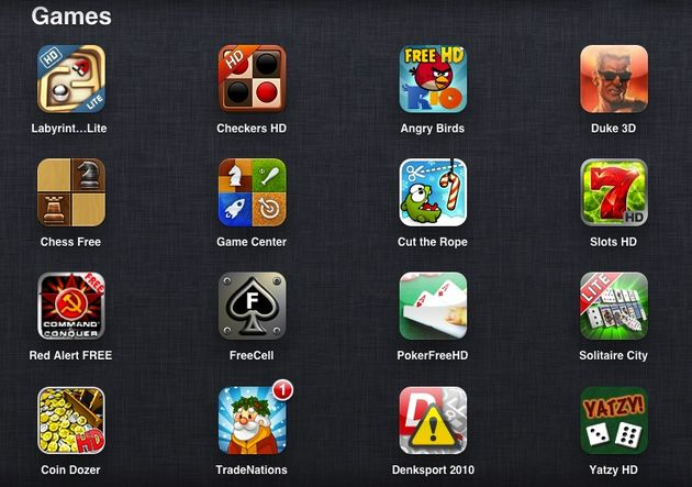 Slaapkamer blijkt ideale omgeving voor mobiele games