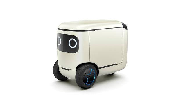 Honda's RoboCas: het is een…ding
