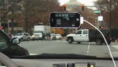 Smartphone kan cruciale rol opnemen in verkeer