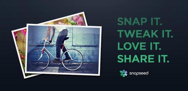 Snapseed voor Android beschikbaar, iOS wordt gratis