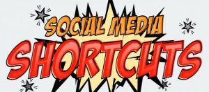 Social media snelkoppelingen om sneller te browsen [Infographic]