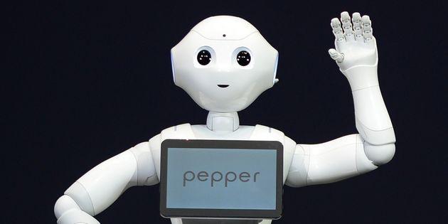 Softbank introduceert robot met emoties en killer dance moves