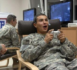 Soldaten en oorloggames