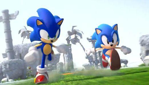Sonic Generations doorbreekt de Sonic-cyclus