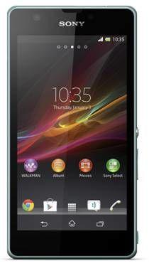 Sony komt met de waterdichte Full HD Xperia ZR smartphone