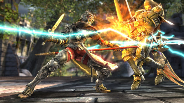 Soul Calibur V: back in the game [preview]