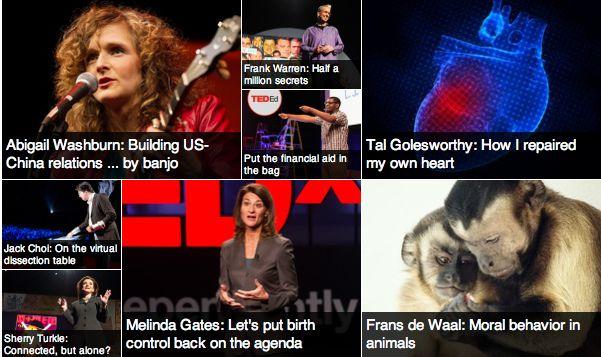 Spreken op de 'grote TED' in 2013? Het kan. Inschrijven voor de Europese TED auditions is gestart.