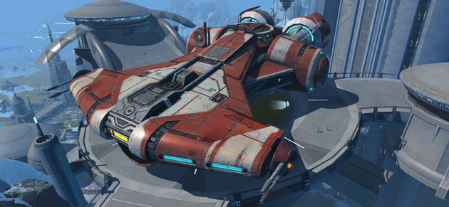 Star Wars-MMO Old Republic heeft half miljoen abonnees nodig