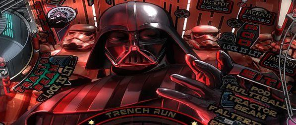 Star Wars Pinball: Balance of the Force flippert heerlijk weg
