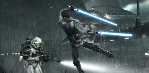 Star Wars: the Force Unleashed 2 moet zich schamen