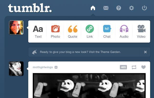 Steekt Tumblr Facebook de loef af?