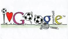 Stemmen op Google's WK Doodle