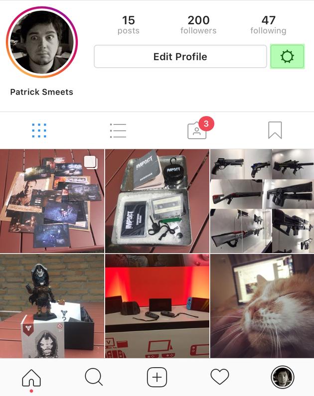 Hoe scherm je Instagram Stories af voor je baas of andere mensen?