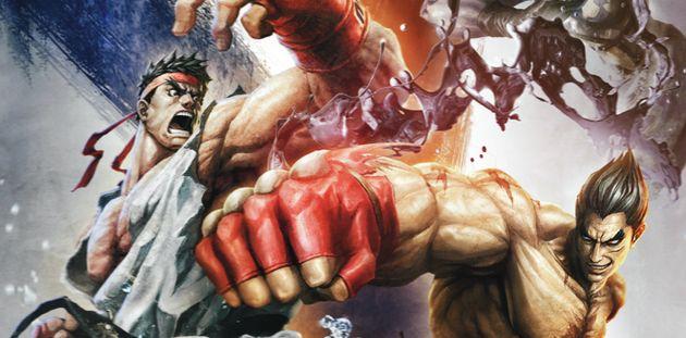 Street Fighter X Tekken is het beste van twee werelden in een rammelig korstje
