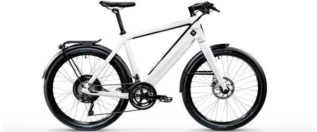 Stromer presenteert de eerste digitaal aangesloten e-bike