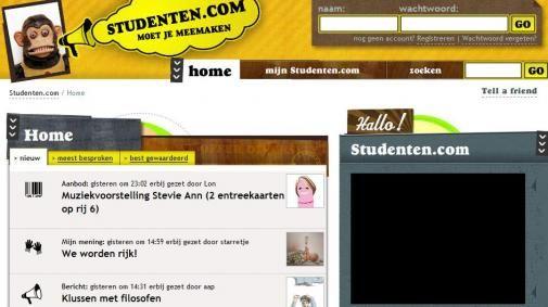 Studenten.com helpt hoger onderwijs