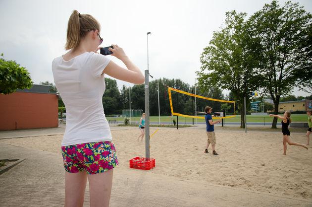Studenten van Wageningen University maken Student Street View