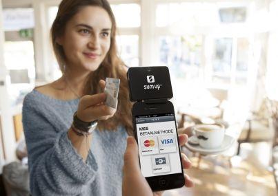 SumUp wil de Nederlandse markt voor mobiel betalen gaan veroveren