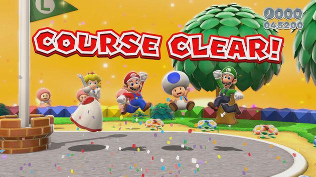 Super Mario 3D World klimt tot de hoogste top