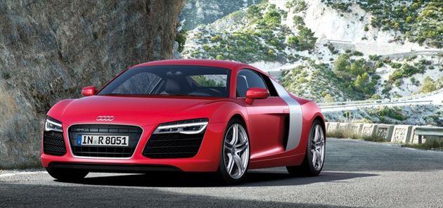 Supersportwagen Audi R8 nu nog dynamischer