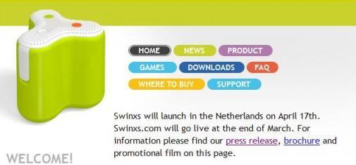 Swinxs: revolutie in outdoor gaming