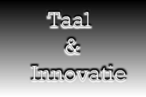 Taal & Innovatie