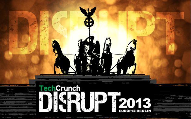 Techcrunch Disrupt Berlijn