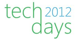 Techdays & Geeknight 2012