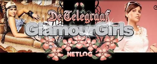 Telegraaf & Netlog organiseren Glamour Girl-contest